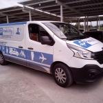 New Transfer Van